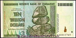 Ten Trillion Dollars
