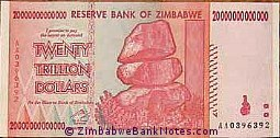 Twenty Trillion Dollars
