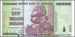 Fifty Trillion Dollars